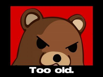 You Said It, Pedo Bear.