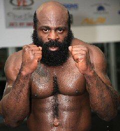 Chuck Norris ain't got shit on Kimbo's beard.