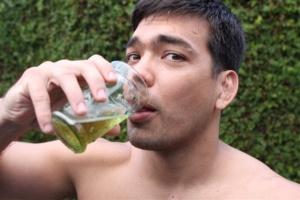 Machida's secret to his success isn't milk.